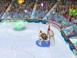Mario & Sonic aux jeux olympiques d'hiver Wii Trailer 4