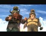 Dragons -  Les Jeux Dragons-Vikings : le patinage de vitesse