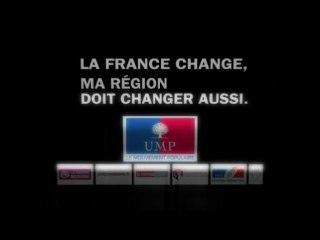 Régionales : Présentation des colistiers d'Hubert Falco