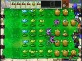 Plants Vs Zombies Level 1-10 Walkthrough