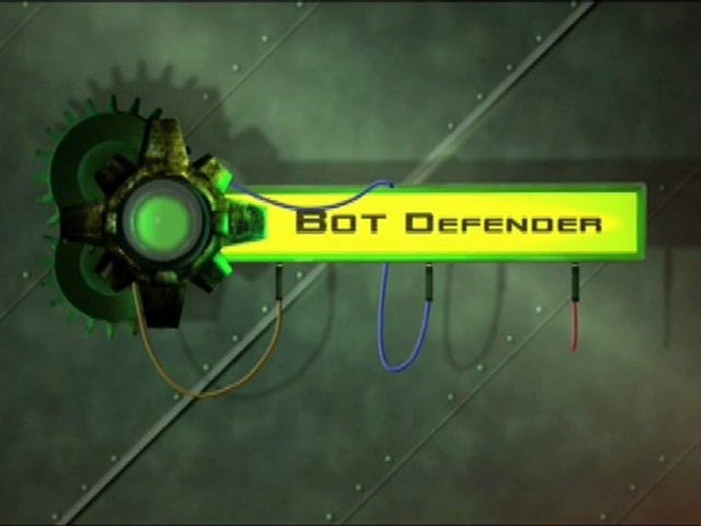 BOT DEFENDER (Trailer Jeu vidéo 2009)