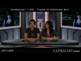 REVIEW: Capricast 1.05 - There is Another Sky