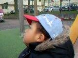 Au parc avec les petits chenapans