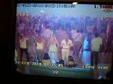 Cile: Il Terremoto Ripreso Dalle Telecamere di Una Discoteca