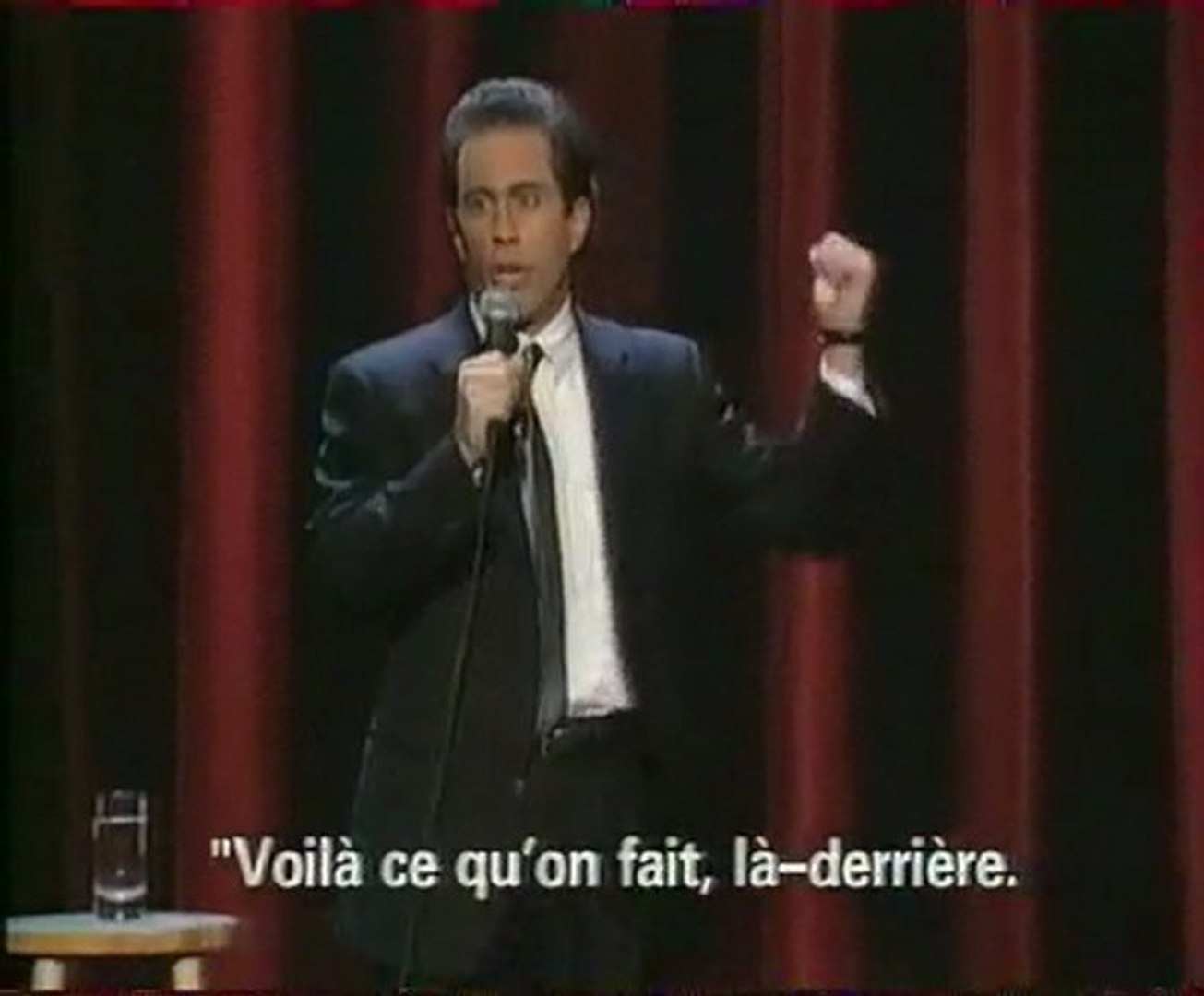 Seinfeld - I'm telling you for the last time VOSTF 2e partie