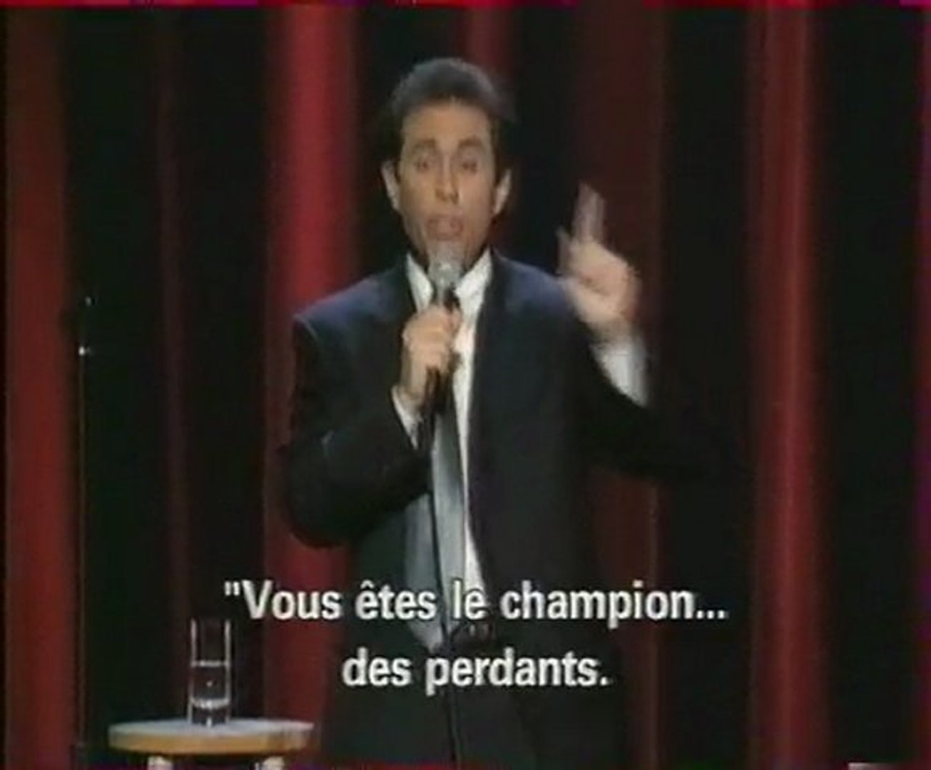 Seinfeld-I'm telling you for the last time 6e partie