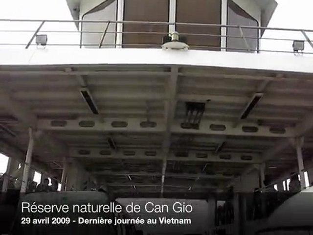 Réserve naturelle de Can Gio