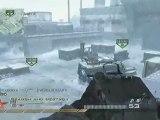 Mw2 - Search & Destroy Gameplay #2 Sub Base (UMP45)