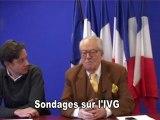 Emissions FN : Le Journal de Bord de Jean-Marie LE PEN n°181