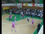 LFB 2009-2010 : J19 Challes Basket Vs Tarbes
