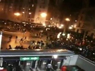 Affrontement Boulogne vs. Auteuil [28/02/10]
