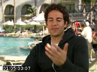 Interview Zachary Levi Part 1