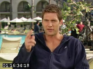 Interview Ryan McPartlin