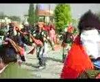"Danza de Diablos por la Sec. 0620 ""Jose de Tapia Bujalance"""