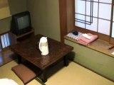 Voyage au Japon - jour 11 - Kanazawa - ma chambre au Ryokan