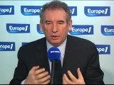 """Bayrou : """"c'est tournez-manège"""""""