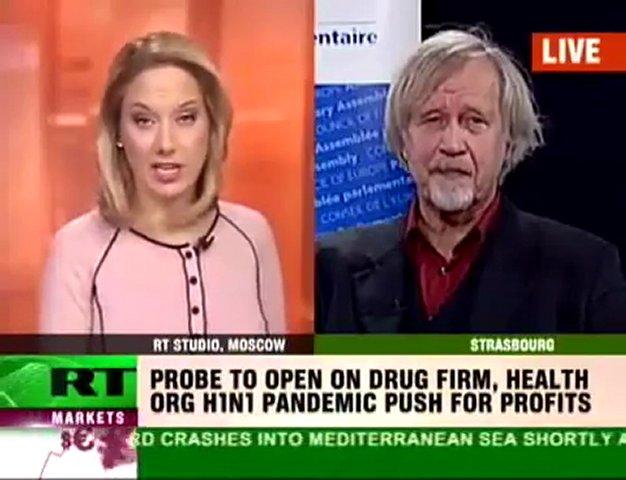 Swine Flu Conspiracy?