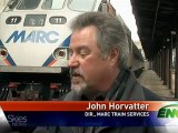 40-year-old Commuter Train Replaced with Diesel Locomotive