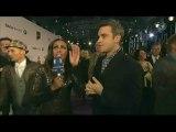 Red Carpet Echo Awards Robbie Williams