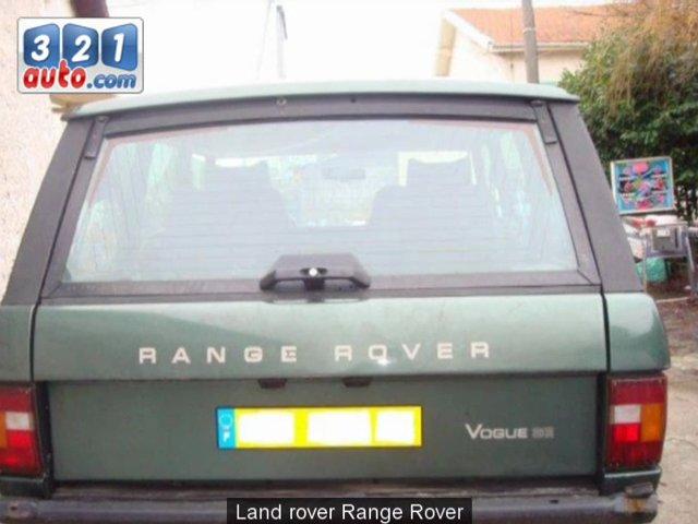 Occasion Land rover Range Rover CATT
