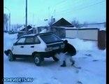 L'auto-stoppeur russe