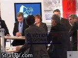 Régionales 2010 Alsace débat France 3 Alsace