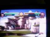 Dragon Ball z Budokai 2 Vegito vs Petit bou