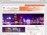 Lancement du site LatitudeFrance