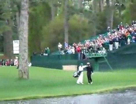 Der Profi-Golfer