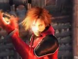 Final Fantasy VII C.C Genesis VS Sephiroth