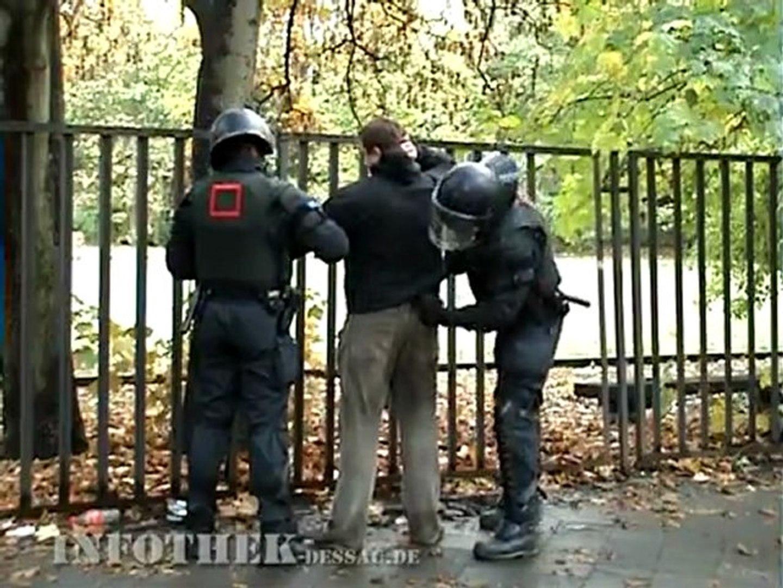 17.Oktober 2009 Leipzig die totale Meinungsfreiheit