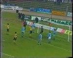 FC GUEUGNON - RC STRASBOURG 1/4 coupe de la ligue 2000