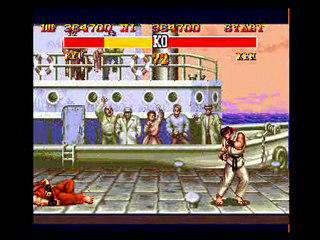 SEGA Megadrive Entry [08] Street Fighter II Plus CE (remix)