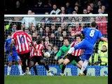 Chelsea 2-0 Stoke City Lampard, Terry scores