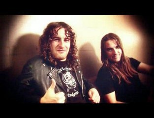 Airbourne - Interview exclusive
