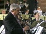 Concert de l'amitié par l'Harmonie Municipale d'Avion suite2
