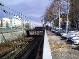 10 trains TER+ 4 trains  TGV+Y 7654+2 BB 22300 Béton à Lyon le 2/03/10