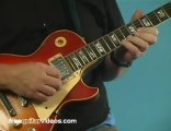 Guitar Lesson: Stevie Ray Vaughan Style Lick