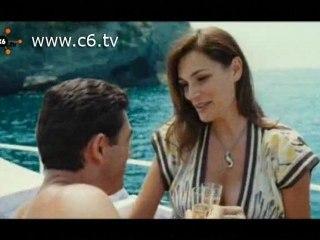 Alena Seredova e La valigia sul letto