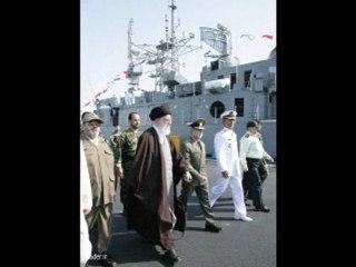 Le Guide Suprême inaugure le destroyer Jamaran