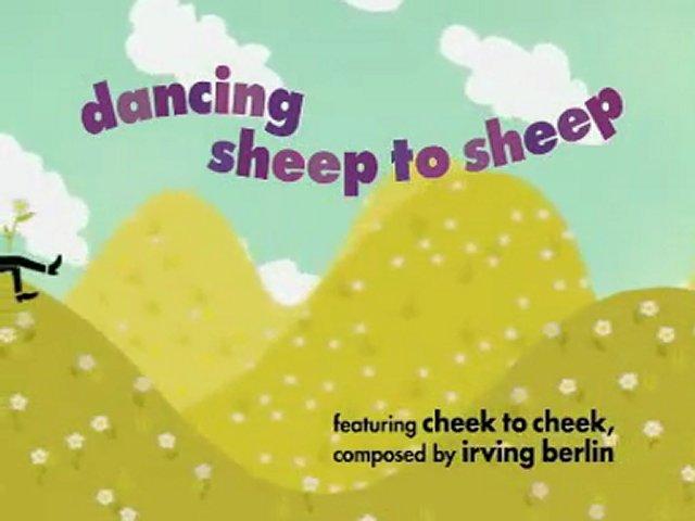 Dancing sheep to sheep