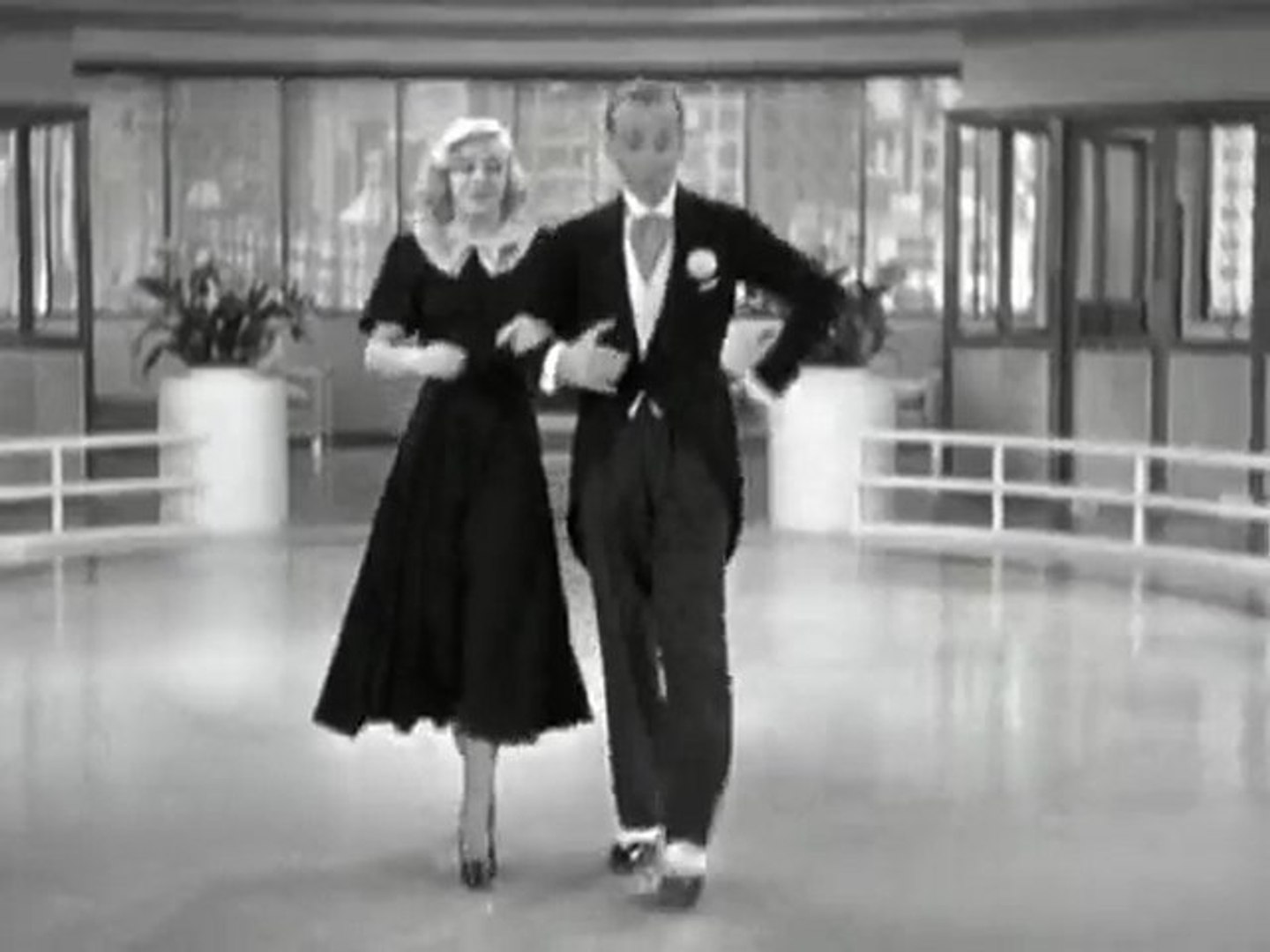Ginger Rogers And Fred Astaire In Swing Time 1937 Video Dailymotion