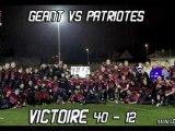 Géant vs Mulhouse, Souffel' s'impose à nouveau !
