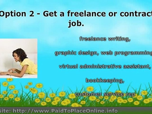 Work at Home Jobs – Find Out How to Get Work at Home Jobs Qu