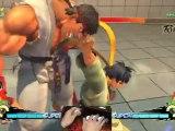 Super Street Fighter IV : Makoto Gameplay by Justin Wong