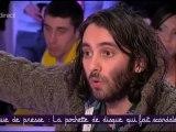 """Débat Ce Soir ou Jamais + paroles de """"Les Anarchitectures"""""""