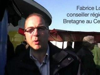 An Oriant TV –  Fabrice LOHER - Projet de Bretagne au Centre