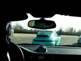 Circuit Le Vigeant (Val de Vienne) poursuite 997 GT3RS