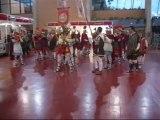 Penitentes de Andorra tocando en Teruel