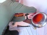 EDISON HOME BETTINI PHONOGRAPH Recording personnal session